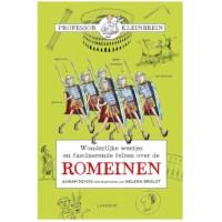 Leesboek Professor Kleinbrein De Romeinen | Groep 5-6 | Kinderboekenweek 2020