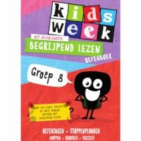 Het allerleukste begrijpend lezen oefenboek | Groep 8 | Kidsweek