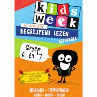 Het allerleukste begrijpend lezen oefenboek | Groep 6-7 | Kidsweek