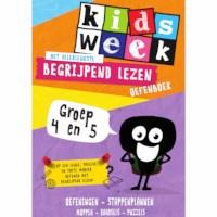 Het allerleukste begrijpend lezen oefenboek | Groep 4-5 | Kidsweek