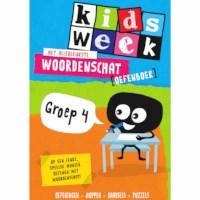 Het allerleukste woordenschat oefenboek | Groep 4 | Kidsweek