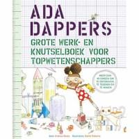 Ada Dappers grote werk-knutselboek voor topwetenschappers