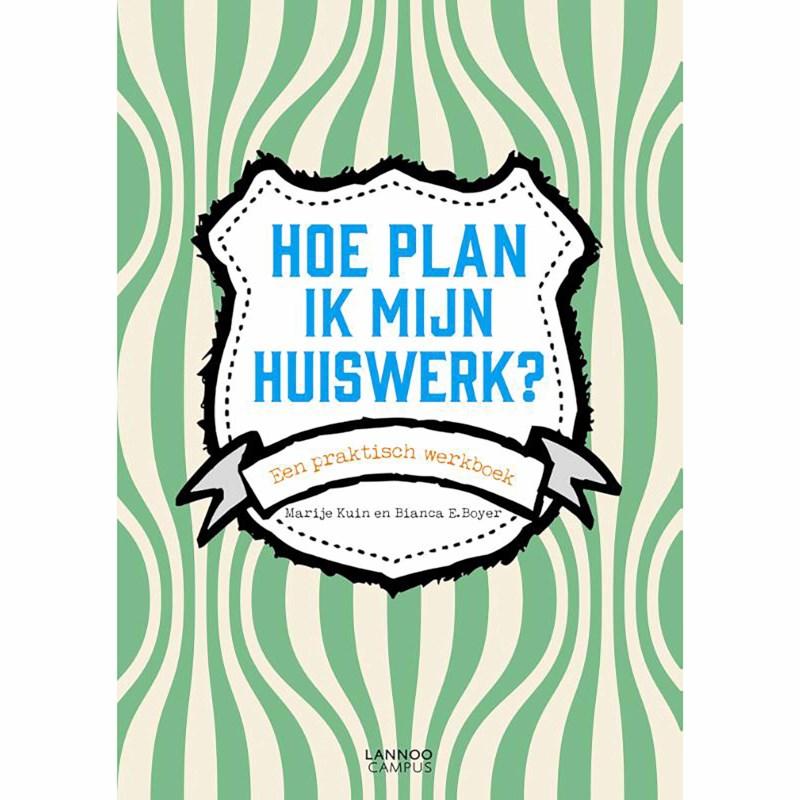 Hoe plan ik mijn huiswerk?