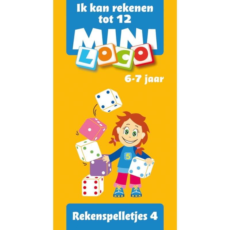 Mini loco Ik leer rekenen deel 2