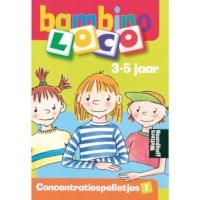 Bambino loco Concentratiespelletjes deel 1