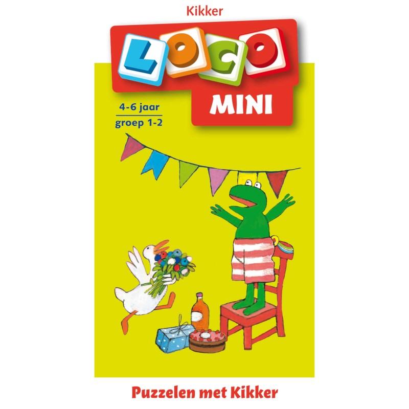 Loco Mini | Puzzelen met kikker