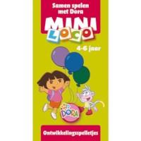 Mini loco Samen spelen met Dora