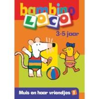 Bambino loco Muis en al haar vriendjes deel 1