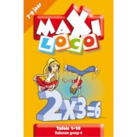 Maxi loco Tafels 1 t/m 10