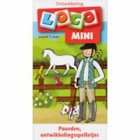 Mini loco Paarden: ontwikkelingsspelletjes