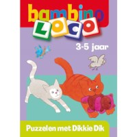 Bambino loco Puzzelen met Dikkie Dik