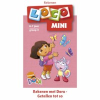 Mini loco Rekenen met Dora tot 10