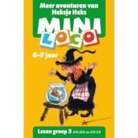 Mini loco  Meer avonturen van Heksje Heks