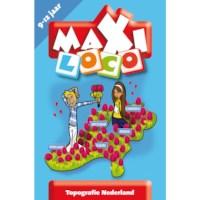 Maxi loco Topografie Nederland