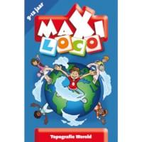 Maxi loco Topografie Wereld