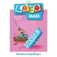 Maxi loco Werkwoordspelling groep 7/8
