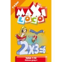 Maxi loco Werkwoordspelling groep 6/7