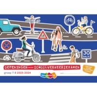 Oefeningen voor het schoolverkeersexamen | Werkboek