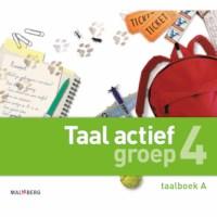 Taalboek 4A, Taal actief