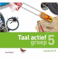 Taalboek 5B, Taal actief