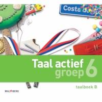 Taalboek 6B, Taal actief