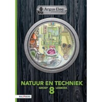 Argus Clou Natuur en techniek - versie 1 (2012) | Jaargroep 8 | Lesboek 8