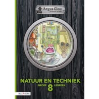 Argus Clou Natuur en techniek - versie 1 (2012)   Jaargroep 8   Lesboek 8