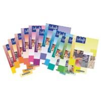 Schrift - versie 1 (2004) | Jaargroep 6 | Letterkaart 6/7/8 (25 stuks)