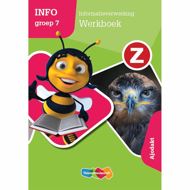 Z-info | Werkboek Informatieverwerking | Groep 7