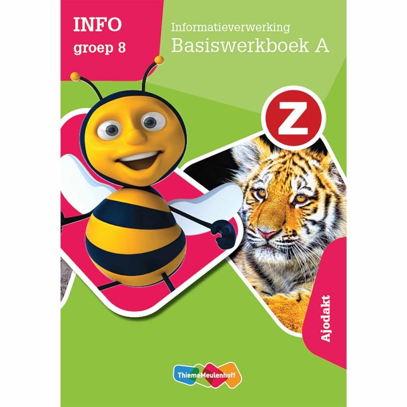 Z-info | Basiswerkboek A Informatieverwerking | Groep 8