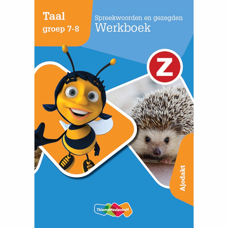 Z Taal Werkboek Spreekwoorden En Gezegden