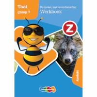Z-Taal | Werkboek Puzzelen met woordenschat | Groep 7