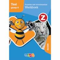 Z-Taal | Werkboek Puzzelen met woordenschat | Groep 8
