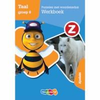 Z-Taal | Werkboek Puzzelen met woordenschat | Groep 6
