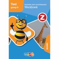 Z-Taal | Werkboek Puzzelen met woordenschat | Groep 5