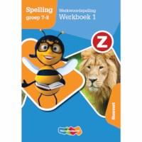 Z-Spelling | Werkboek Werkwoordspelling | Deel 1 | Groep 7-8