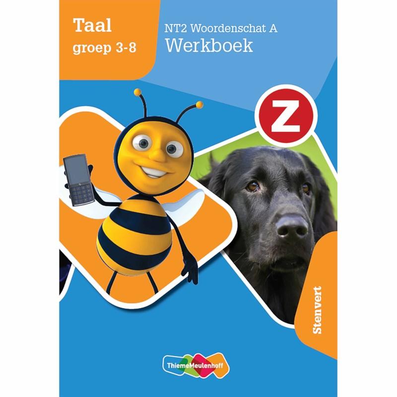 Goede Z-Taal   Werkboek NT2 Woordenschat A   Groep 3-8 kopen?   Heutink ZM-71