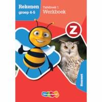 Z-Rekenen | Werkboek Tafelboek 1 | Groep 4-5