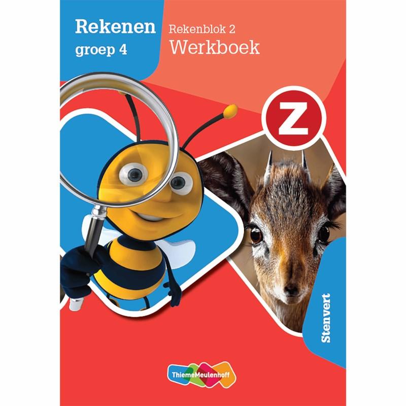 Z-Rekenen | Werkboek Rekenblok 2 | Groep 4