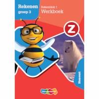 Z-Rekenen | Werkboek Rekenblok 1 | Groep 3