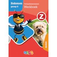 Z-rekenen   Werkboek Verhaaljessommen   Groept 6