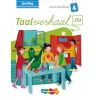 Spellingboek 4, Taalverhaal.nu