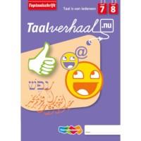Toptaalschrift taal 7/8, Taalverhaal.nu