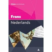 Woordenboek | Prisma | Frans - Nederlands