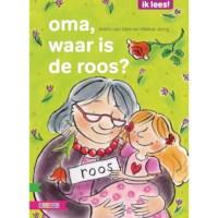 Leesboek Oma, waar is de roos? (avi Start)