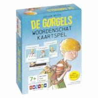 De Gorgels | Woordenschat kaartspel