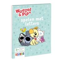 Woezel & Pip | Spelen met letters