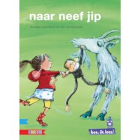 Leesboek Naar neef Jip (avi Start)