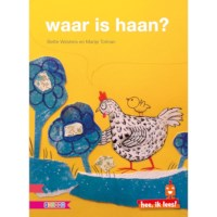 Leesboek Waar is haan? (avi start)