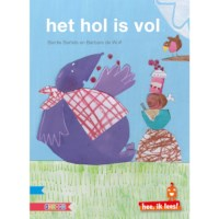 Leesboek Het hol is vol (avi Start)